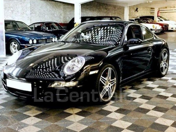 Porsche 911 TYPE 997 (997) 3.8 355 CARRERA 4S TIPTRONIC S Noir Metal - 1