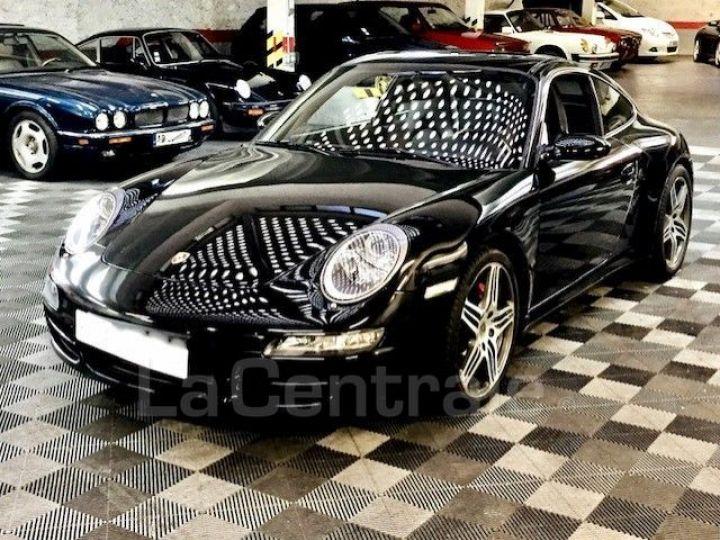 Porsche 911 TYPE 997 (997) 3.8 355 CARRERA 4S TIPTRONIC S Noir Metal - 10