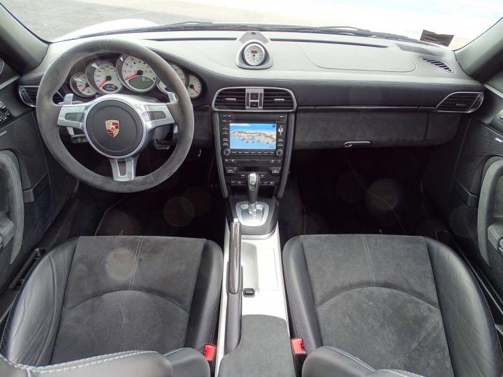 Porsche 911 TYPE 997 CARRERA 4 GTS CABRIOLET PDK 408 CV - MONACO Blanc - 7