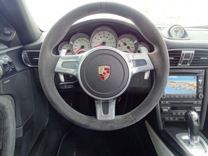 Porsche 911 TYPE 997 CARRERA 4 GTS CABRIOLET PDK 408 CV - MONACO Blanc - 16