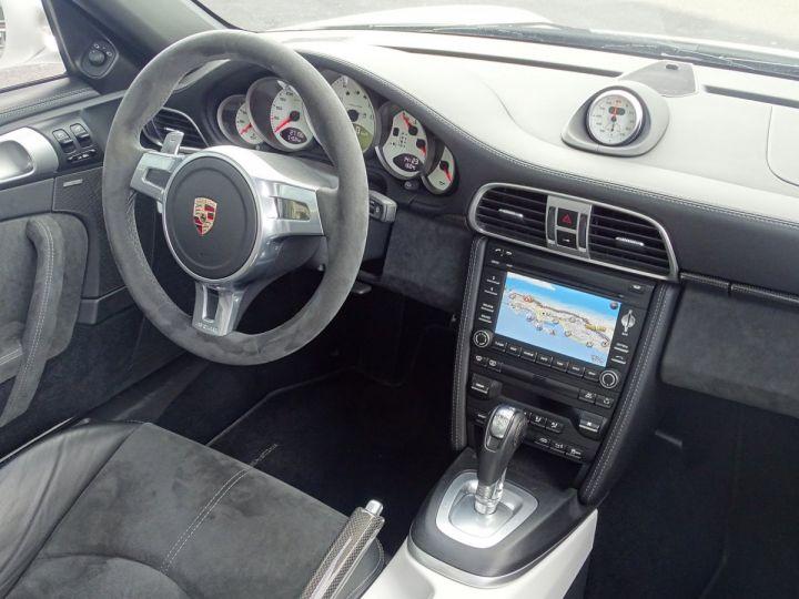 Porsche 911 TYPE 997 CARRERA 4 GTS CABRIOLET PDK 408 CV - MONACO Blanc - 17