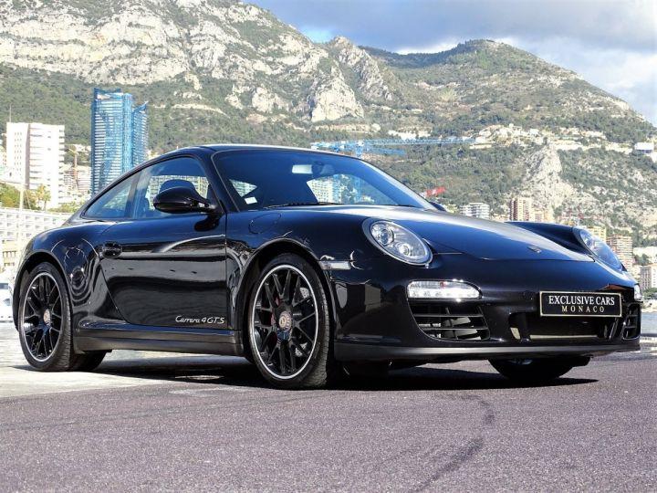 Porsche 911 TYPE 997 CARRERA 4 GTS PDK 408 CV - MONACO Noir Metal - 2