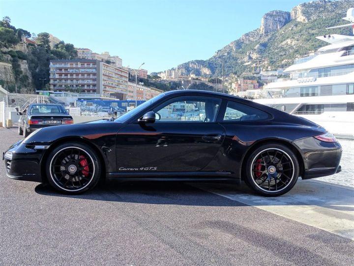 Porsche 911 TYPE 997 CARRERA 4 GTS PDK 408 CV - MONACO Noir Metal - 3