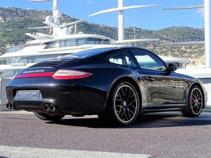 Porsche 911 TYPE 997 CARRERA 4 GTS PDK 408 CV - MONACO Noir Metal - 4