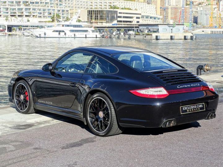 Porsche 911 TYPE 997 CARRERA 4 GTS PDK 408 CV - MONACO Noir Metal - 5