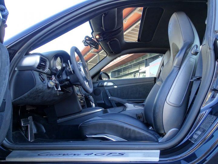 Porsche 911 TYPE 997 CARRERA 4 GTS PDK 408 CV - MONACO Noir Metal - 9