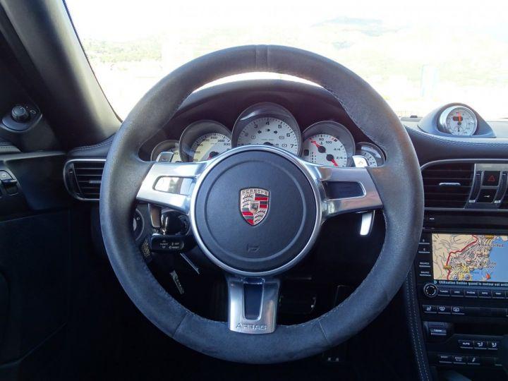 Porsche 911 TYPE 997 CARRERA 4 GTS PDK 408 CV - MONACO Noir Metal - 11