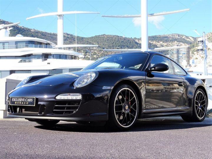 Porsche 911 TYPE 997 CARRERA 4 GTS PDK 408 CV - MONACO Noir Metal - 14