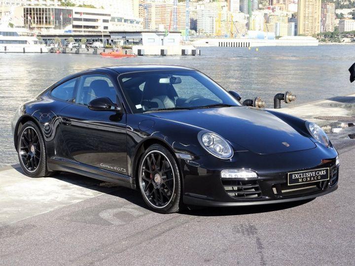 Porsche 911 TYPE 997 CARRERA 4 GTS PDK 408 CV - MONACO Noir Metal - 15