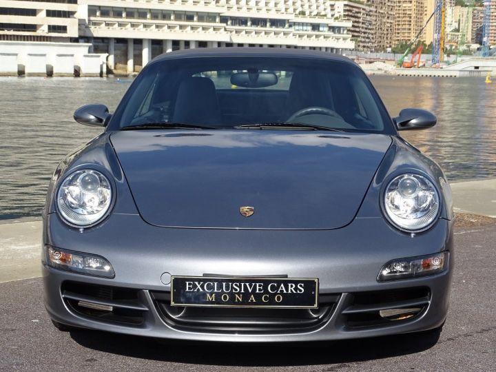 Porsche 911 TYPE 997 CARRERA 4S CABRIOLET - MONACO GRIS METAL - 2