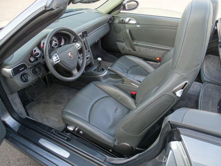 Porsche 911 TYPE 997 CARRERA 4S CABRIOLET - MONACO GRIS METAL - 6