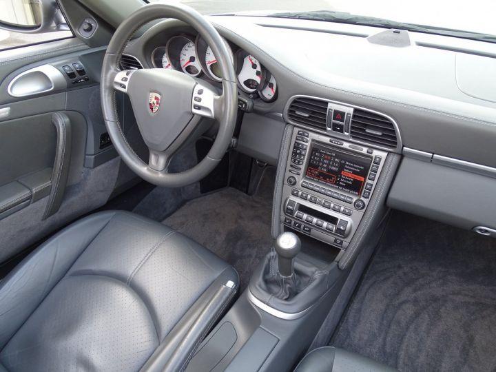 Porsche 911 TYPE 997 CARRERA 4S CABRIOLET - MONACO GRIS METAL - 7