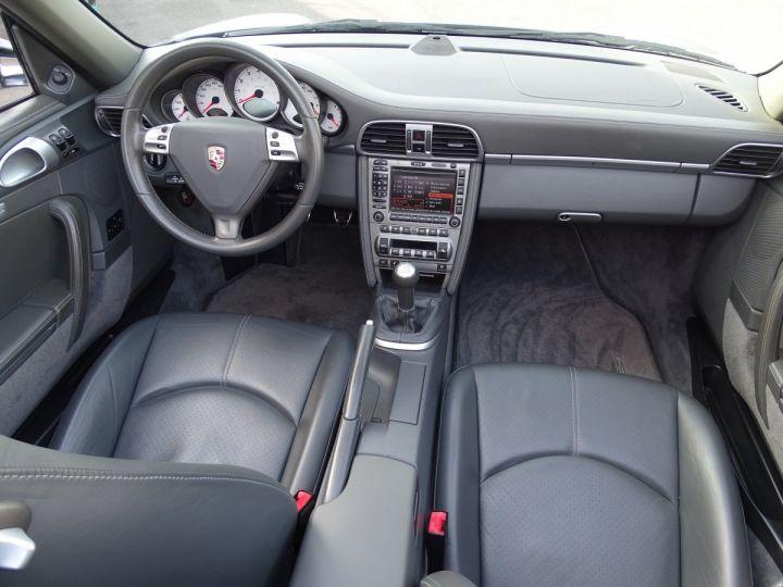 Porsche 911 TYPE 997 CARRERA 4S CABRIOLET - MONACO GRIS METAL - 10