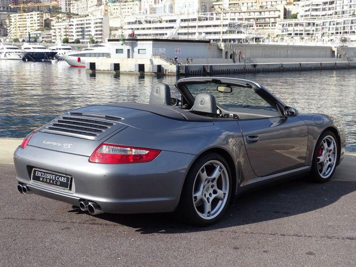 Porsche 911 TYPE 997 CARRERA 4S CABRIOLET - MONACO GRIS METAL - 13