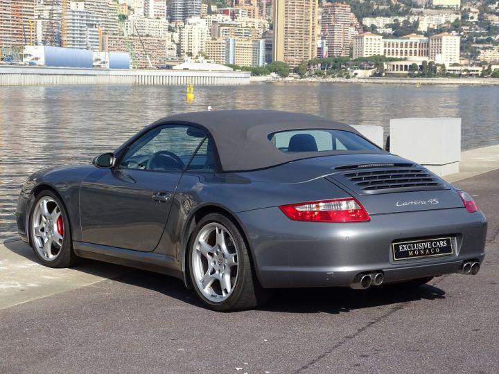 Porsche 911 TYPE 997 CARRERA 4S CABRIOLET - MONACO GRIS METAL - 15
