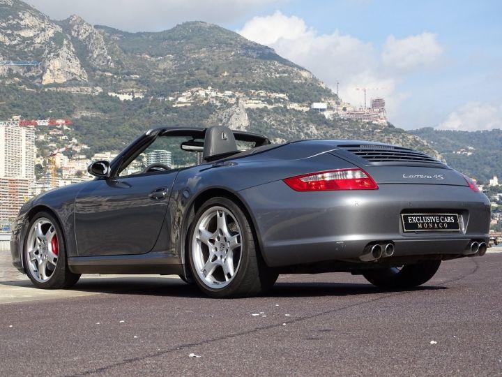 Porsche 911 TYPE 997 CARRERA 4S CABRIOLET - MONACO GRIS METAL - 17