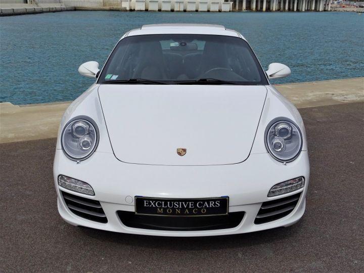 Porsche 911 TYPE 997 CARRERA 4S PDK 385 CV - MONACO BLANC - 2