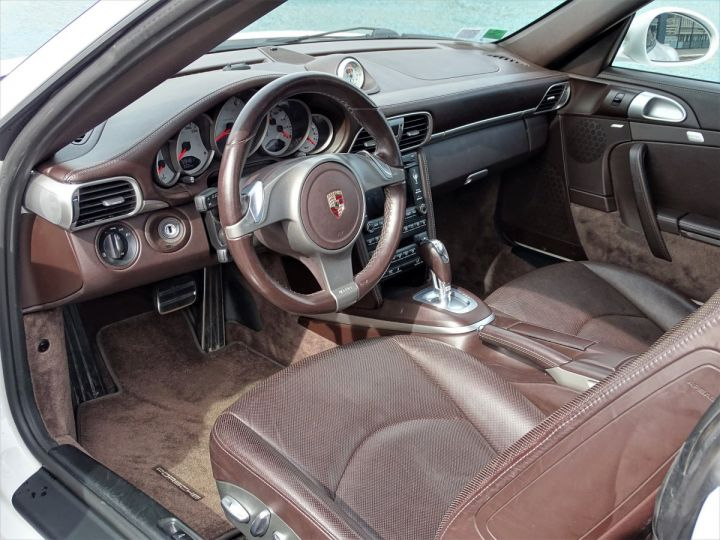 Porsche 911 TYPE 997 CARRERA 4S PDK 385 CV - MONACO BLANC - 6