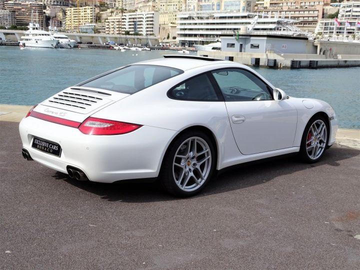 Porsche 911 TYPE 997 CARRERA 4S PDK 385 CV - MONACO BLANC - 15