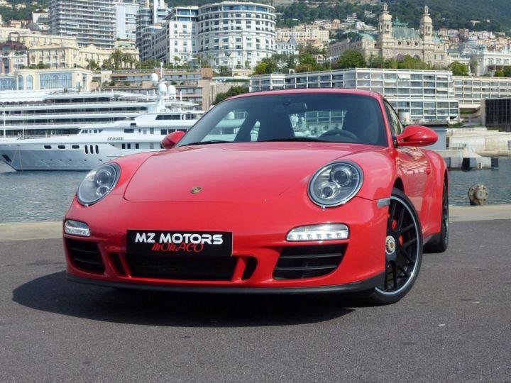Porsche 911 TYPE 997 CARRERA GTS 408 CV PDK Rouge Indien Occasion - 2