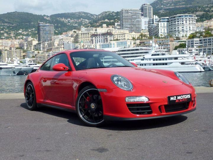 Porsche 911 TYPE 997 CARRERA GTS 408 CV PDK Rouge Indien Occasion - 4