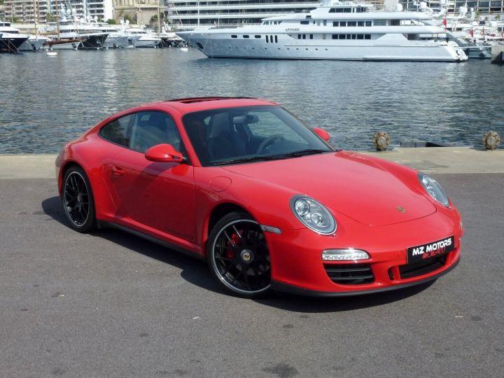 Porsche 911 TYPE 997 CARRERA GTS 408 CV PDK Rouge Indien Occasion - 6