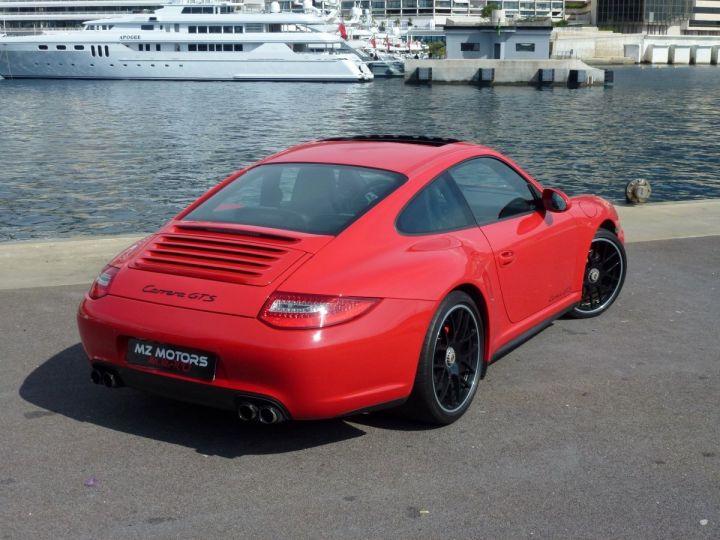 Porsche 911 TYPE 997 CARRERA GTS 408 CV PDK Rouge Indien Occasion - 10