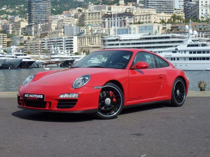 Porsche 911 TYPE 997 CARRERA GTS 408 CV PDK Rouge Indien Occasion - 3