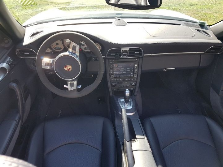 Porsche 911 TYPE 997 TURBO 500 PDK CABRIOLET BLANC  Occasion - 7