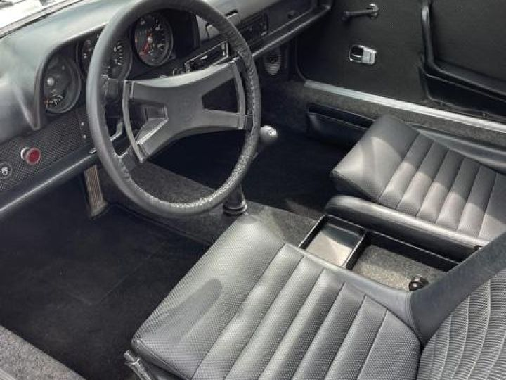 Porsche 914 Blanche - 4