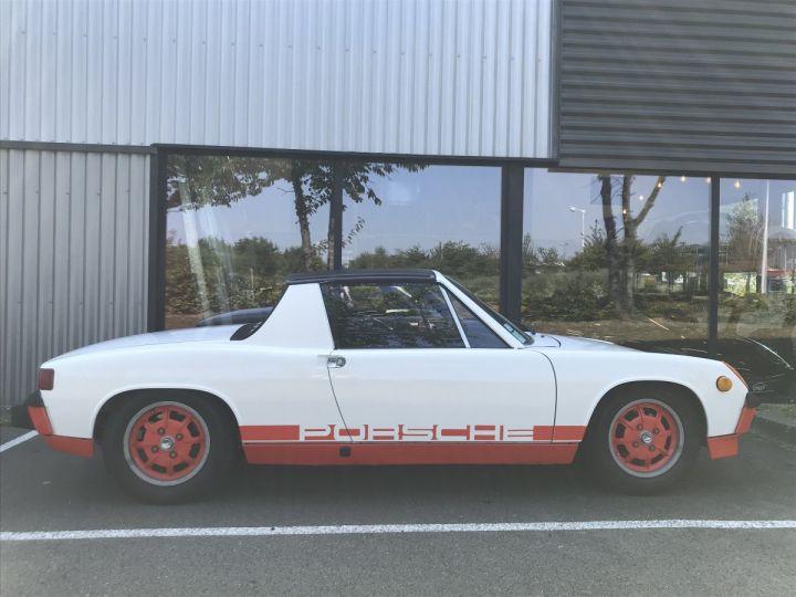 Porsche 914 CAN AM BLANC - 3