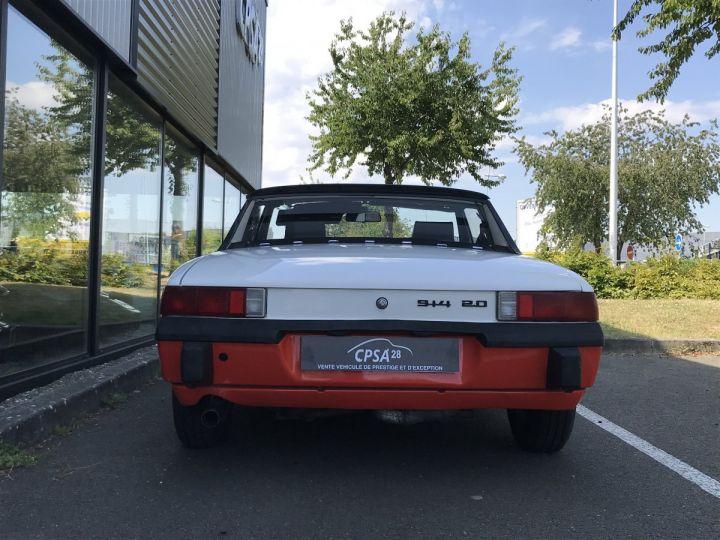 Porsche 914 CAN AM BLANC - 6