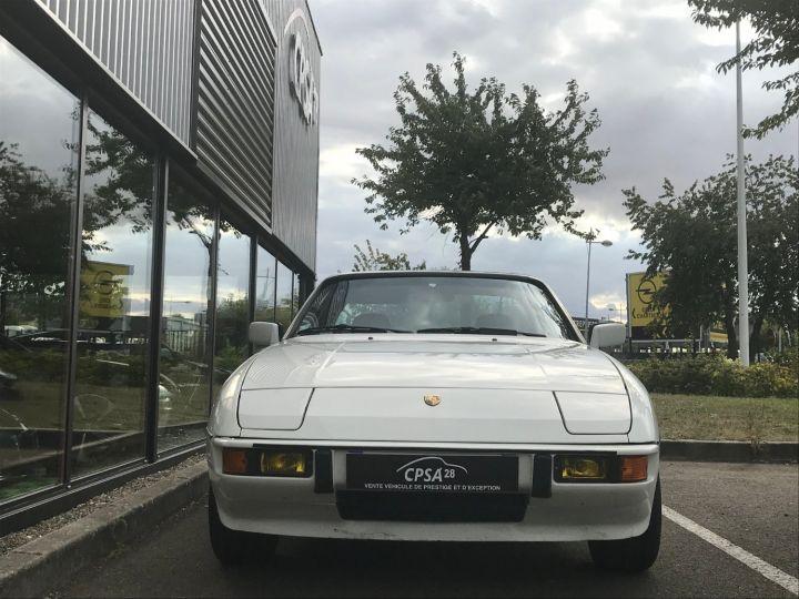 Porsche 924 2.5 150 S Blanc verni - 3