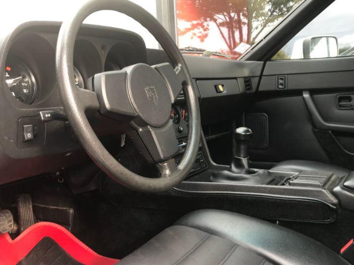 Porsche 924 2.5 150 S Blanc verni - 10