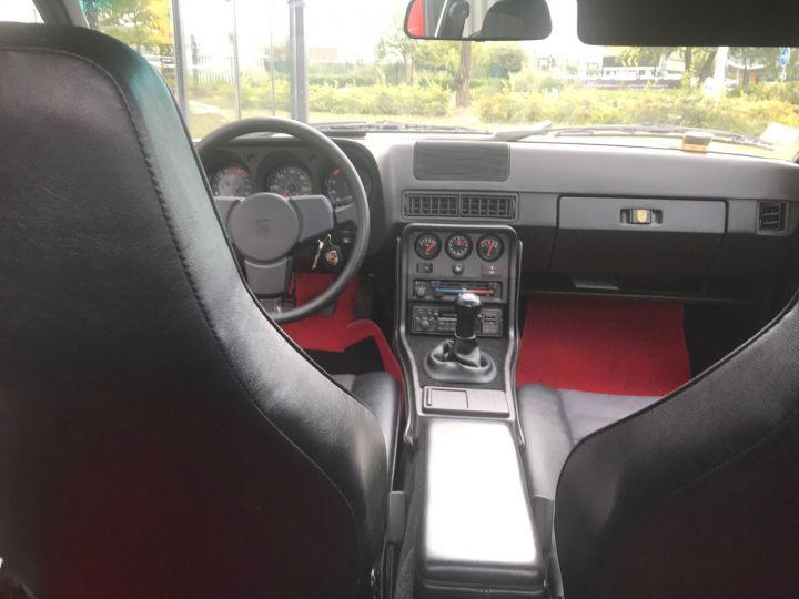 Porsche 924 2.5 150 S Blanc verni - 13