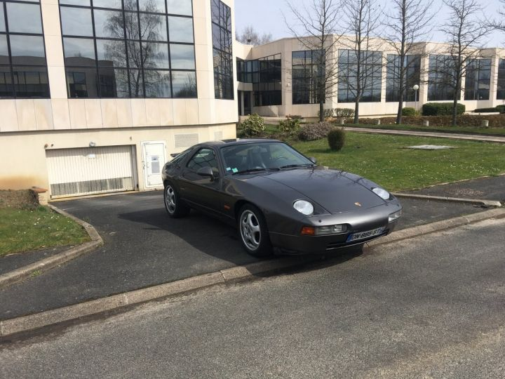 Porsche 928 928 GTS  Gris anthracite  Occasion - 1
