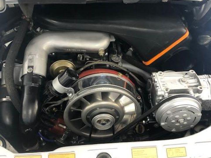 Porsche 930 TURBO Grise - 4