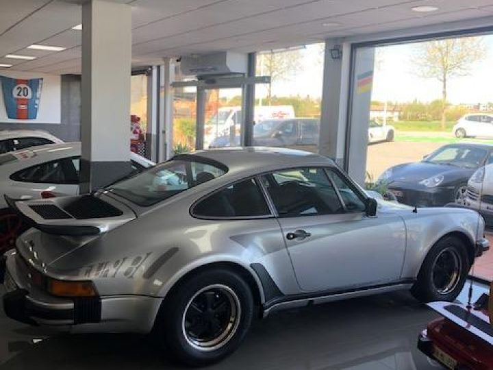 Porsche 930 TURBO Grise - 9