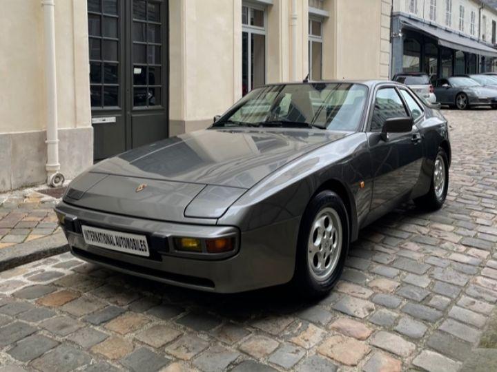 Porsche 944 2.5 Gris - 1
