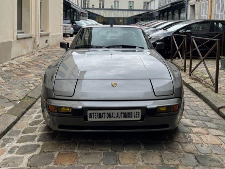 Porsche 944 2.5 Gris - 3