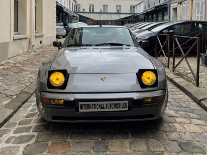 Porsche 944 2.5 Gris - 4