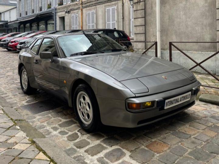 Porsche 944 2.5 Gris - 5