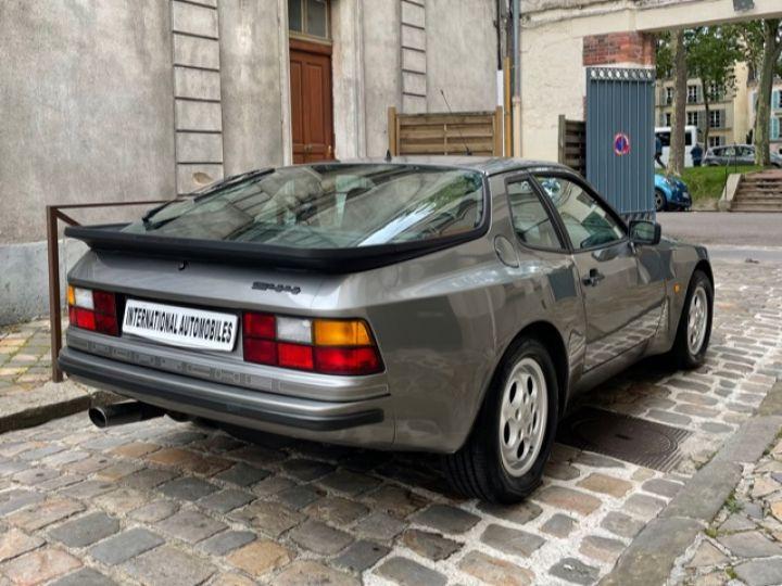 Porsche 944 2.5 Gris - 6