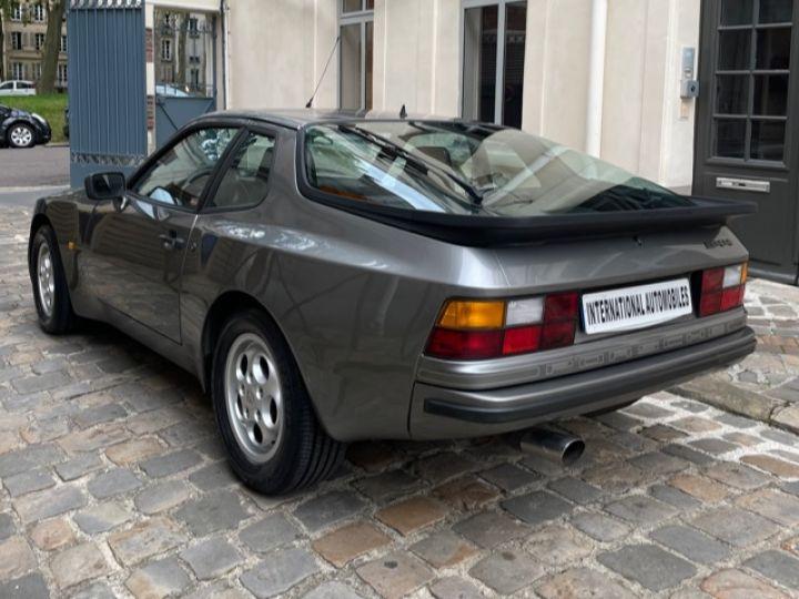 Porsche 944 2.5 Gris - 8
