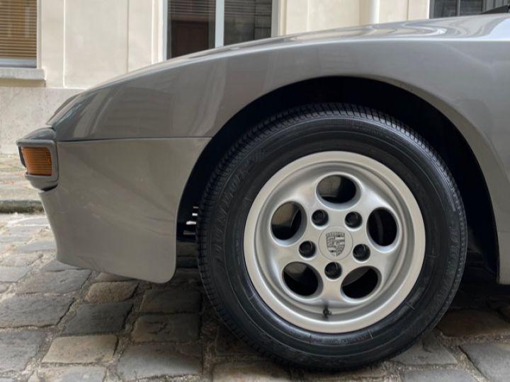 Porsche 944 2.5 Gris - 9