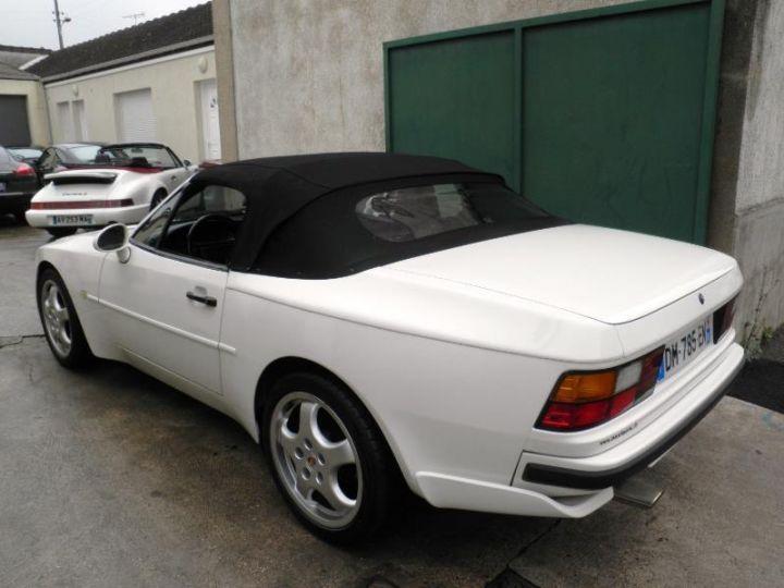 Porsche 944 2.5 250CH BLANC Occasion - 11