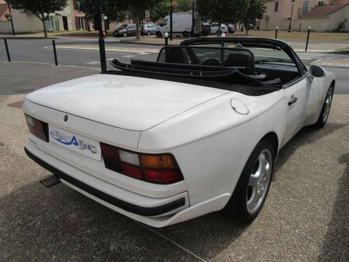 Porsche 944 2.5 250CH Blanc Occasion - 18