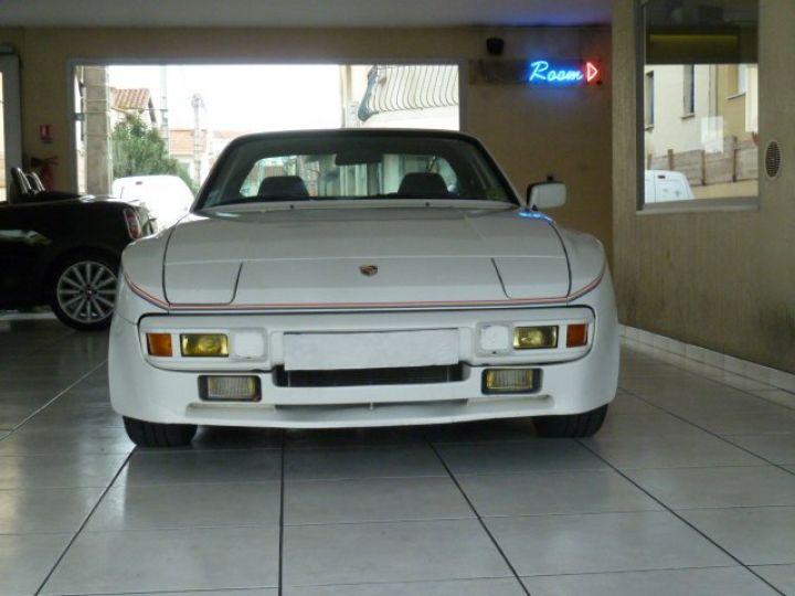 Porsche 944 ROTHMANS BLANC - 6