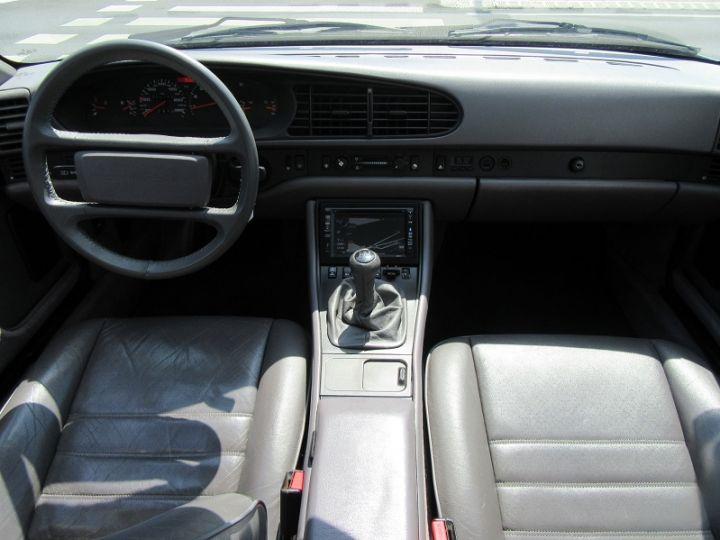 Porsche 944 TARGA S2 3.0L 211CH Grise Occasion - 8