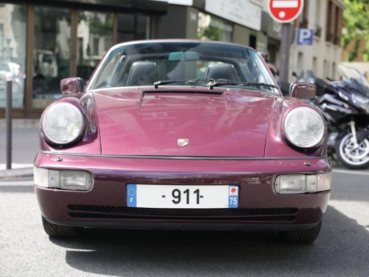 Porsche 964 964 TARGA 4 Amethyste - 1